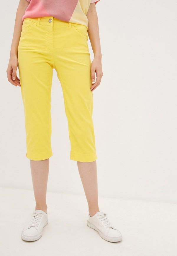 женские брюки gerry weber, желтые