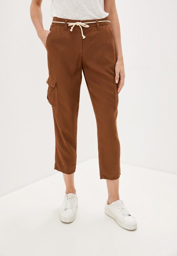 женские брюки gerry weber, коричневые