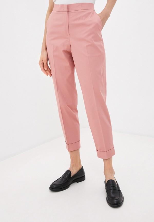 женские бриджи gerry weber, розовые
