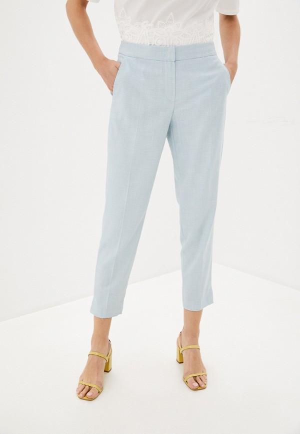 женские повседневные брюки gerry weber, голубые