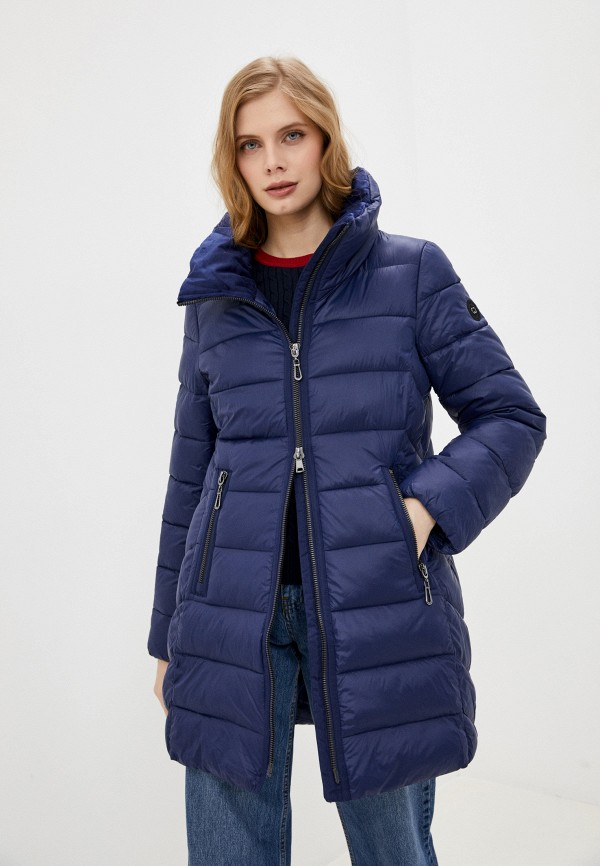 женская куртка gerry weber, синяя