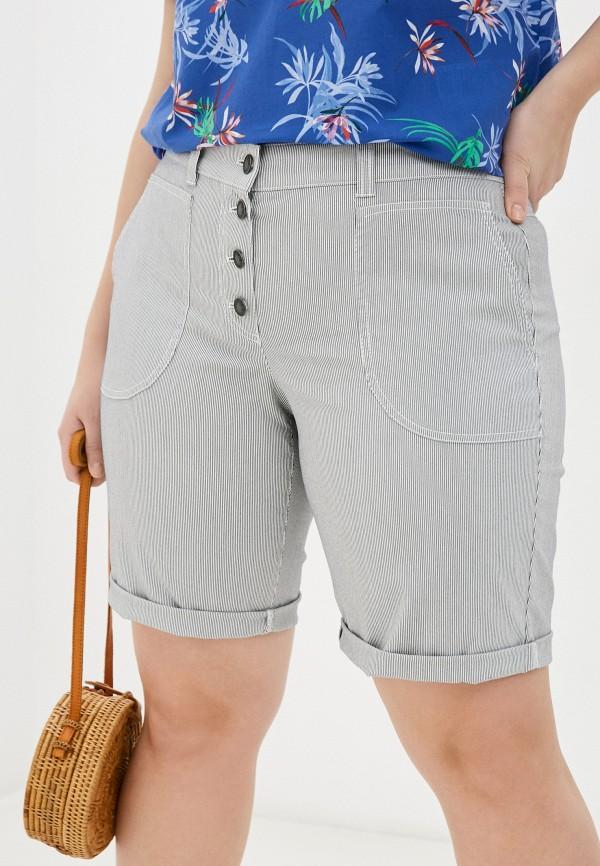 женские повседневные шорты gerry weber, серые