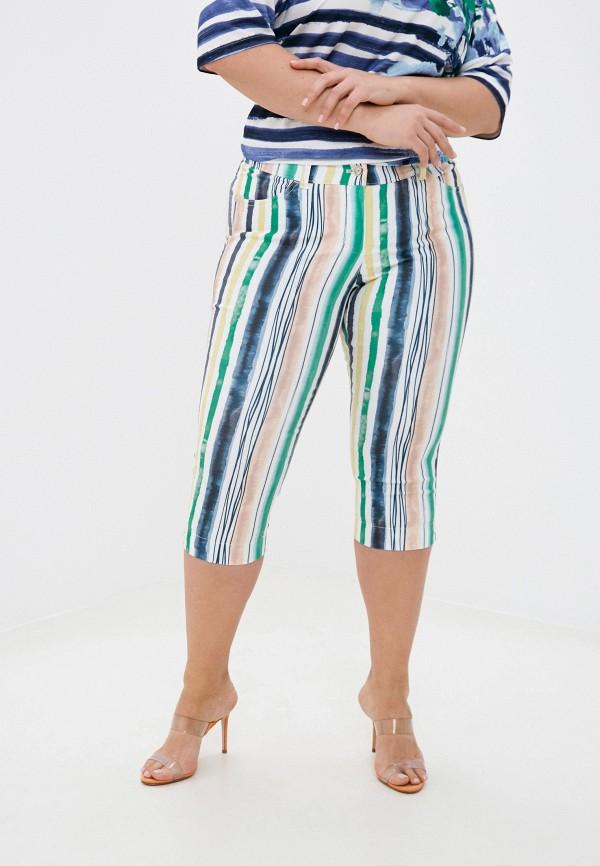 женские бриджи gerry weber, разноцветные