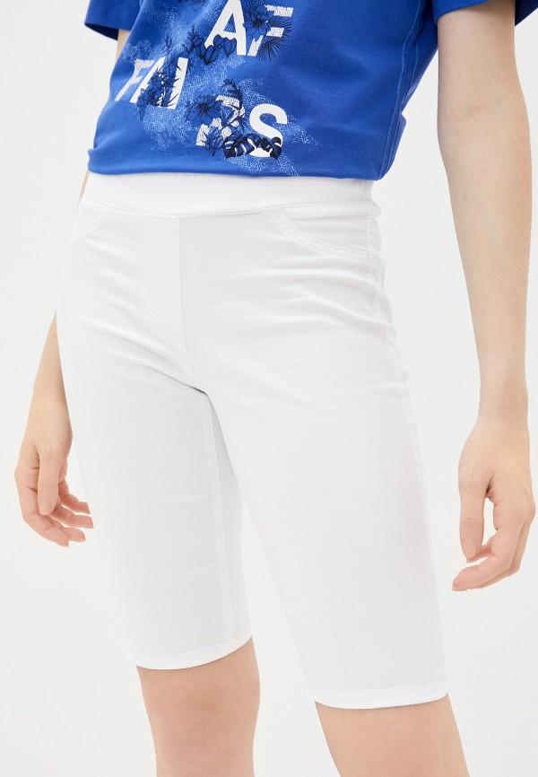 женские повседневные шорты gerry weber, белые