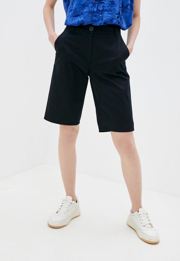 женские повседневные шорты gerry weber, черные