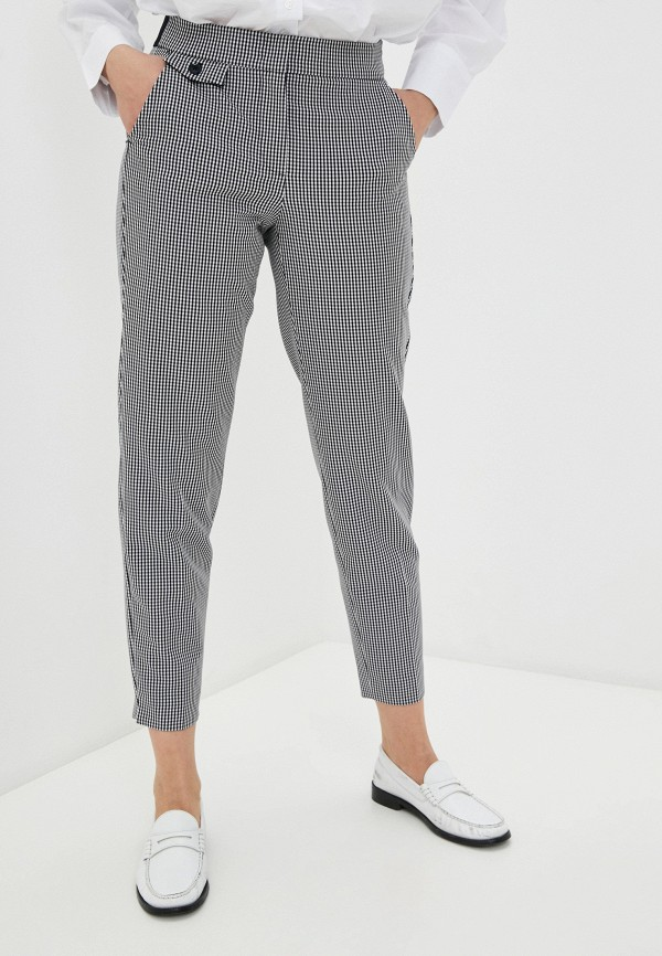 женские прямые брюки gerry weber, разноцветные