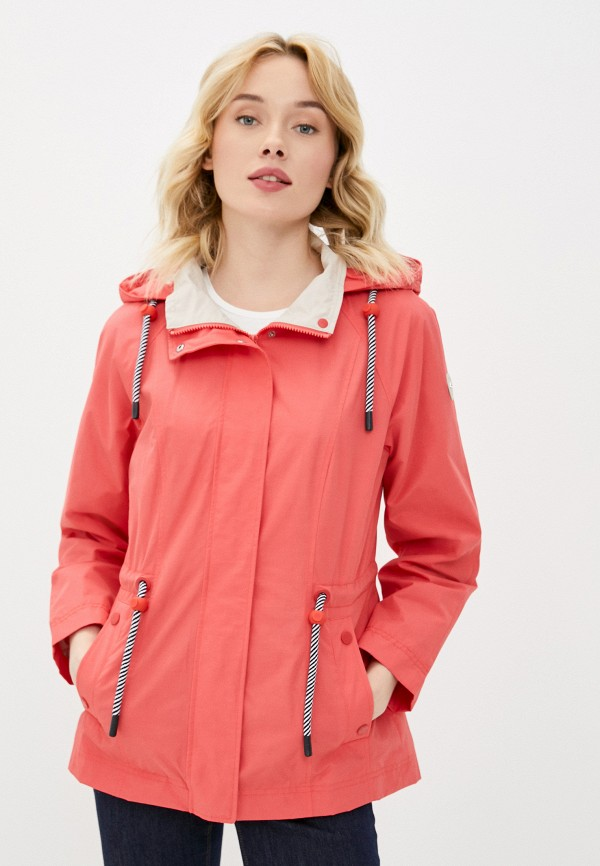 женская куртка gerry weber, красная