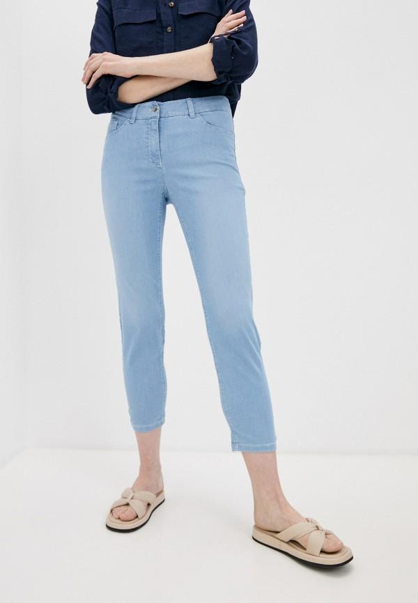 женские джинсы gerry weber, голубые