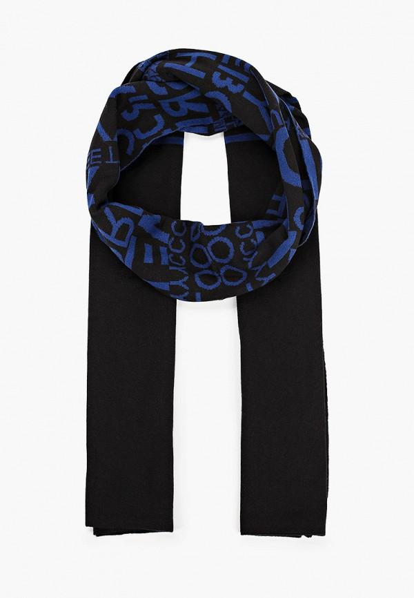 женский шарф gerry weber, черный