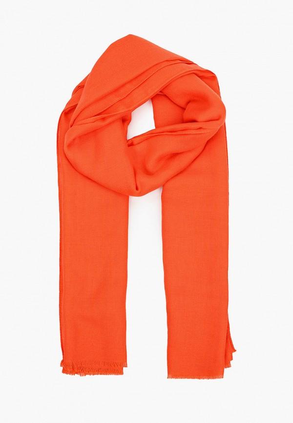 женский палантин gerry weber, оранжевый