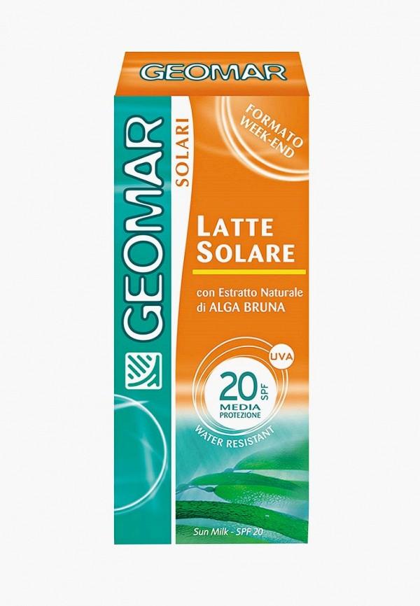 Молочко солнцезащитное Geomar Geomar GE003LWEXDD5
