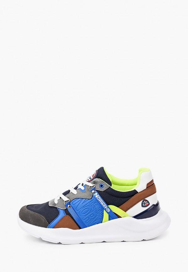 мужские кроссовки geographical norway, разноцветные
