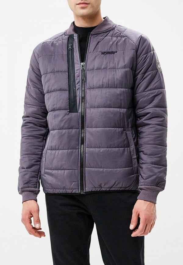 Купить Куртка утепленная Geographical Norway, ge015ematii1, серый, Весна-лето 2018