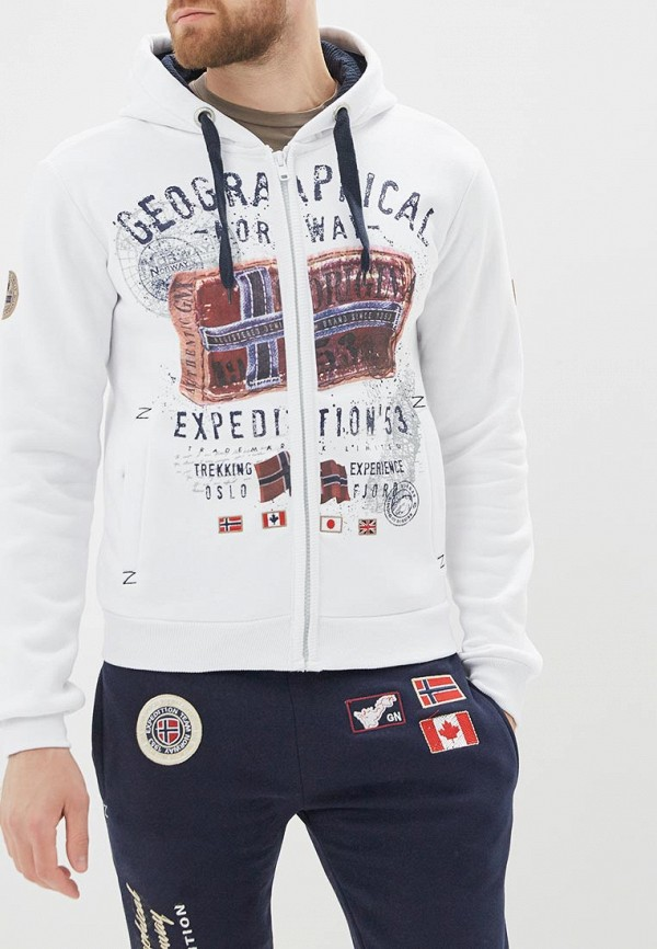 Толстовка Geographical Norway Geographical Norway GE015EMATIL0