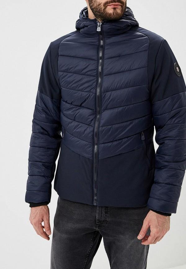 Купить Куртка утепленная Geographical Norway, ge015emdlav7, синий, Весна-лето 2019