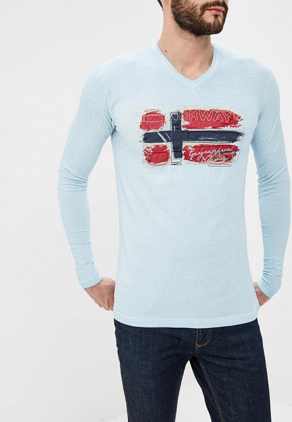 Лонгслив Geographical Norway Geographical Norway GE015EMDLAW0 ботинки norway originals norway originals no019amcwtd8