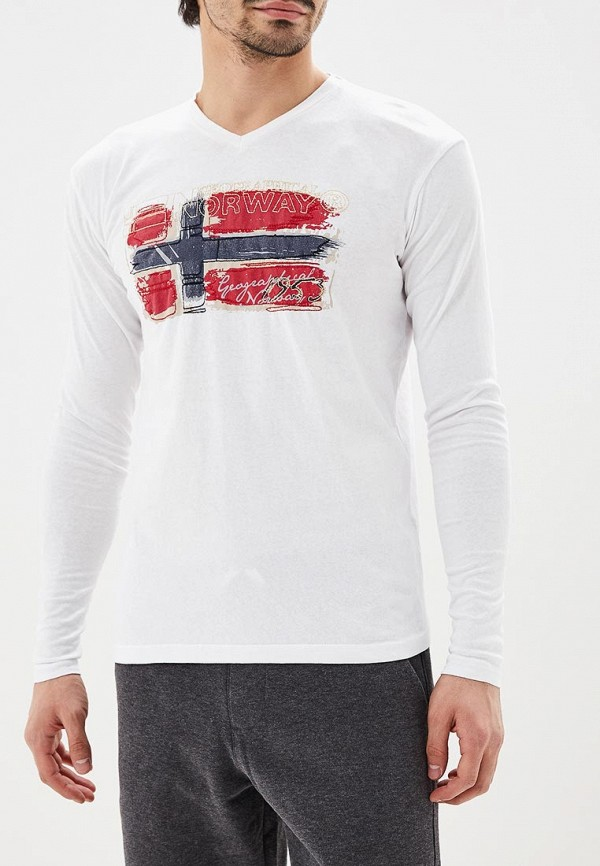 Лонгслив Geographical Norway Geographical Norway GE015EMDLAW1 недорго, оригинальная цена