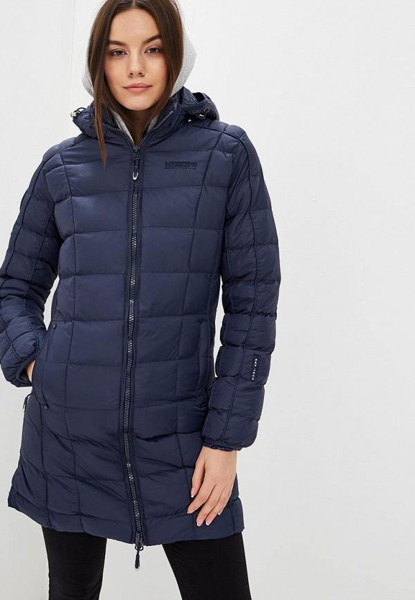 Купить Куртка утепленная Geographical Norway, ge015ewdlas1, синий, Весна-лето 2019