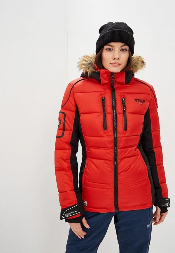 Куртка утепленная Geographical Norway Geographical Norway GE015EWDLAT0 лонгслив geographical norway geographical norway ge015ematio4