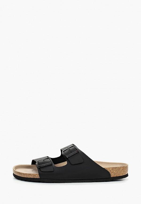 мужские сандалии genuins, черные