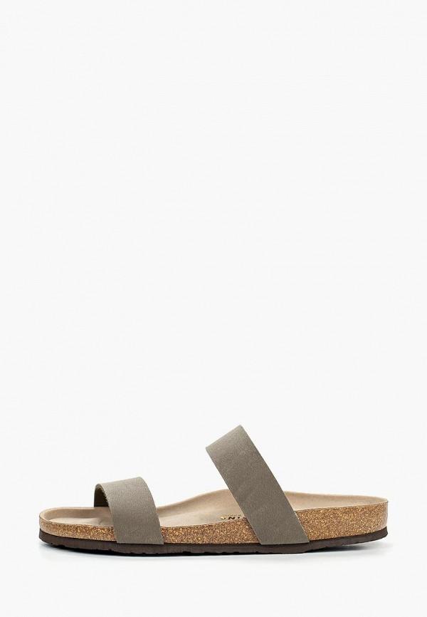 мужские сандалии genuins, серые