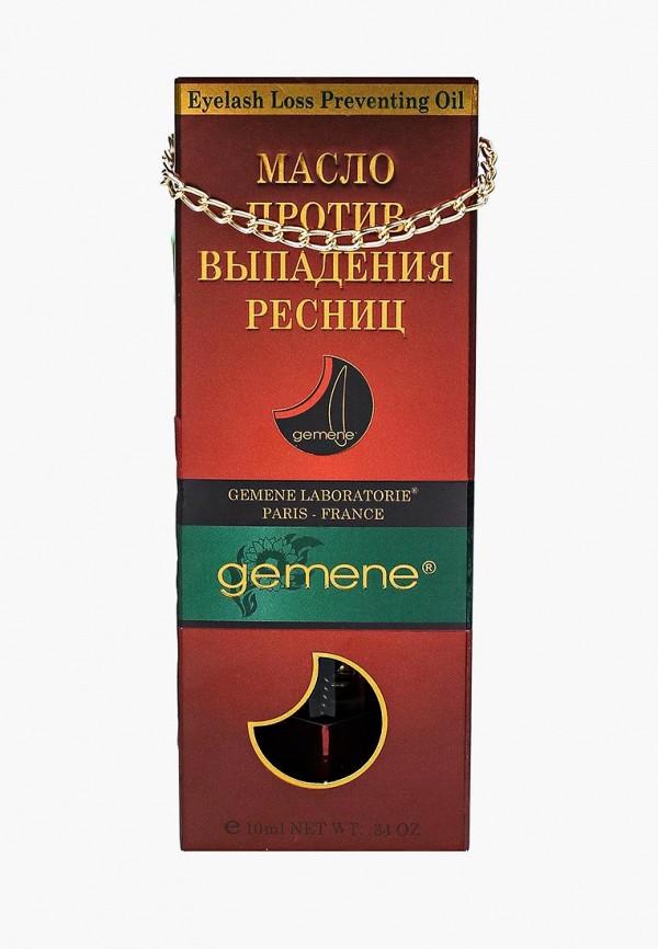 Масло для ресниц Gemene Gemene GE017LWTAV27 кислота линолевая 20 мл gemene