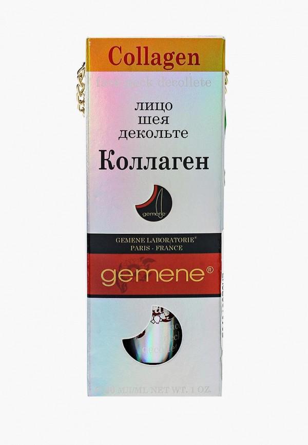 Гель для лица Gemene Gemene GE017LWTAV38 кислота линолевая 20 мл gemene