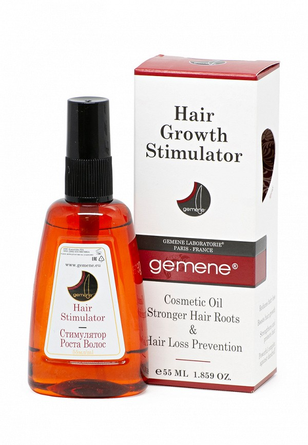 Масло для волос Gemene Gemene GE017LWTAV45 кислота линолевая 20 мл gemene