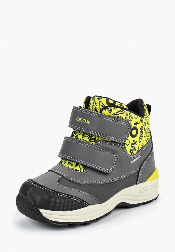 Ботинки Geox Geox GE347ABBYDC9 цена