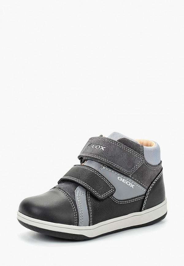 Купить Ботинки Geox, ge347abbydd1, серый, Осень-зима 2018/2019