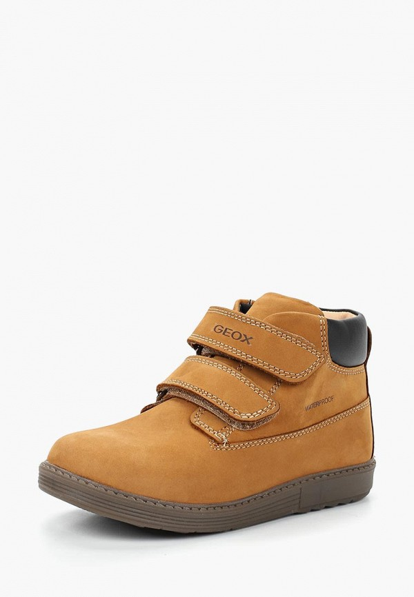 Купить Ботинки Geox, ge347abbydd7, коричневый, Осень-зима 2018/2019