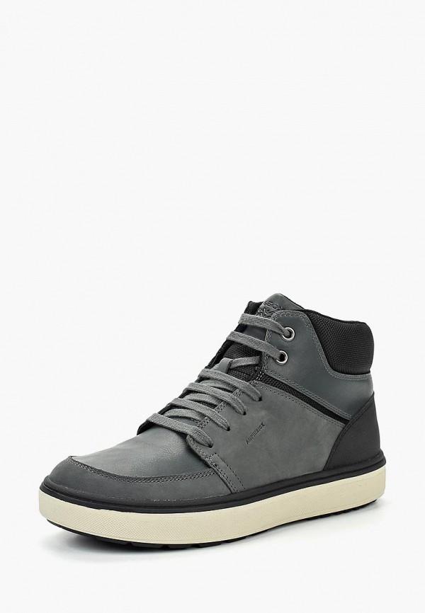 Купить Ботинки Geox, GE347ABBYDG5, серый, Осень-зима 2018/2019