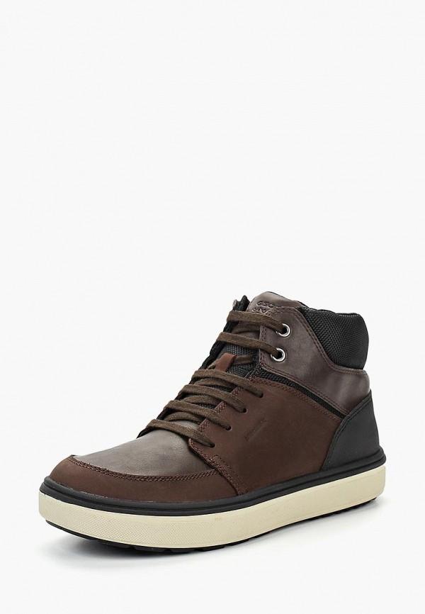 Купить Ботинки Geox, GE347ABBYDG6, коричневый, Осень-зима 2018/2019
