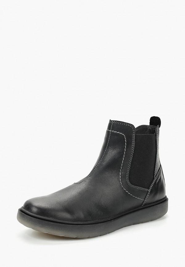 Купить Ботинки Geox, GE347ABBYDK2, черный, Осень-зима 2018/2019