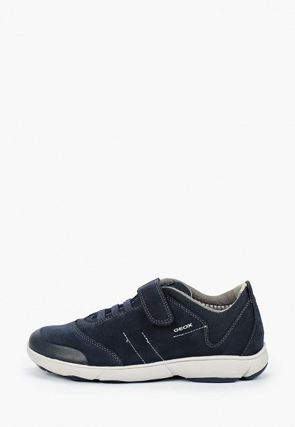 кроссовки geox для мальчика, синие