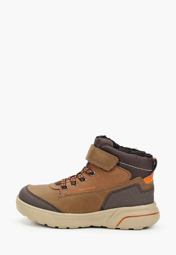 Ботинки Geox Geox GE347ABFRBW3 ботинки geox geox ge347amfslt7