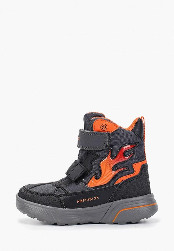 Ботинки Geox Geox GE347ABFRBW5 ботинки geox geox ge347agfrby3