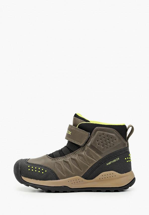 Ботинки Geox Geox GE347ABFRBZ7 ботинки geox geox ge347amfslt7