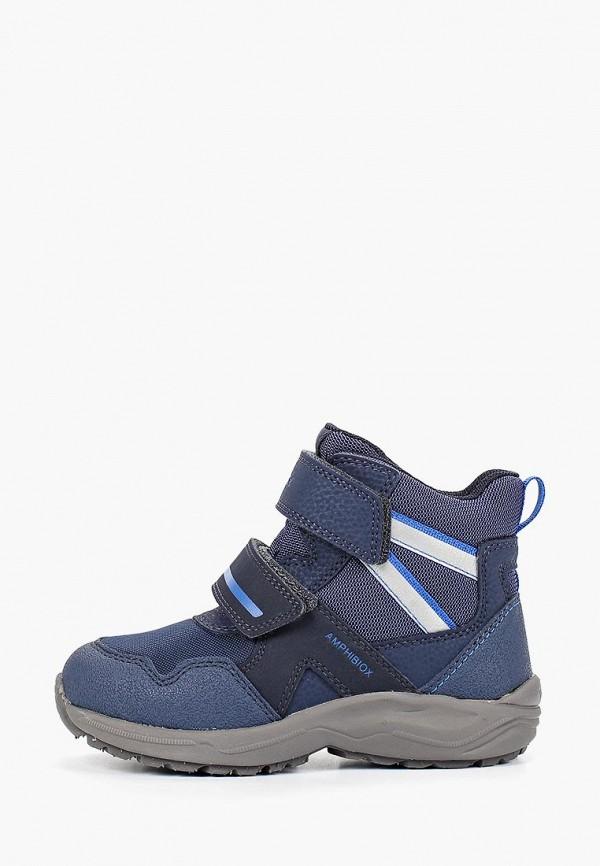 Ботинки Geox Geox GE347ABFRCA3 ботинки geox geox ge347amfslt7