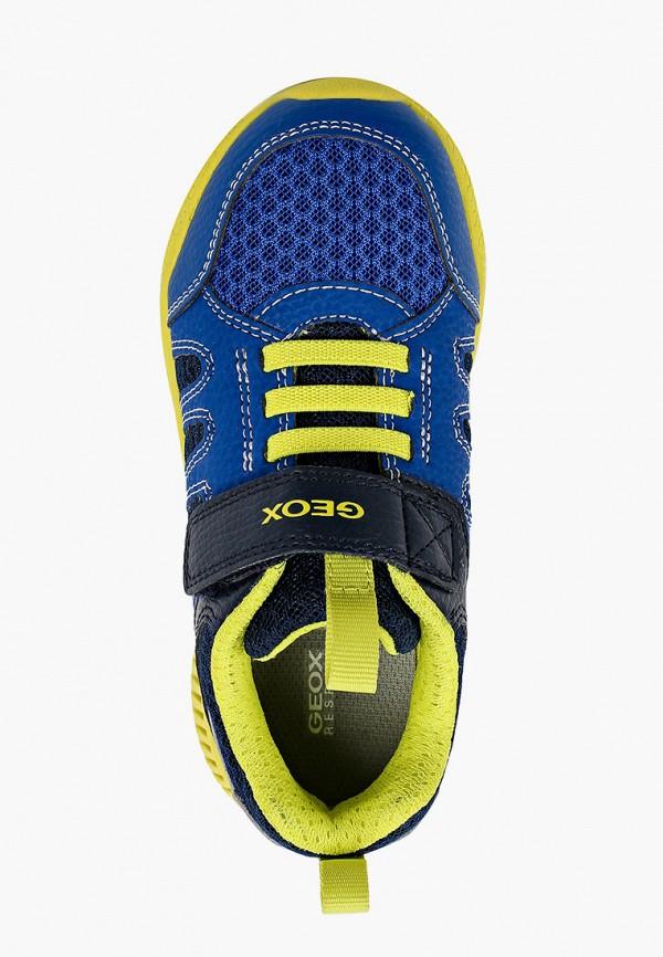 Кроссовки для мальчика Geox J156PA014BUC0749 Фото 4