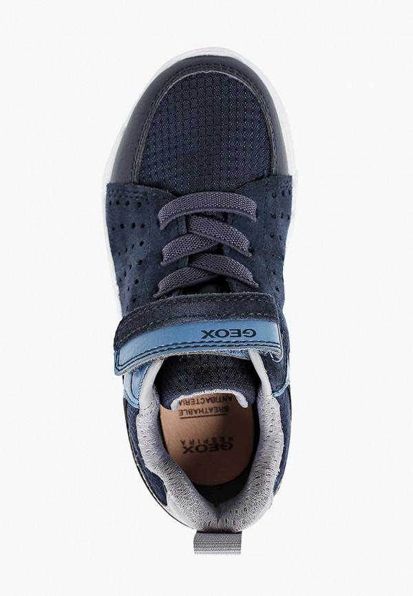 Кроссовки для мальчика Geox J159BD0FU22C0700 Фото 4