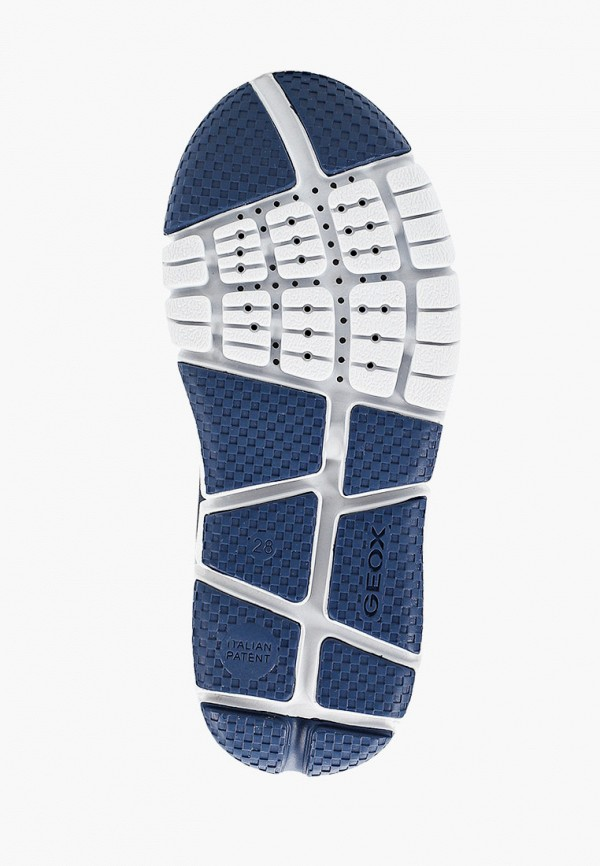 Кроссовки для мальчика Geox J159BD0FU22C0700 Фото 5