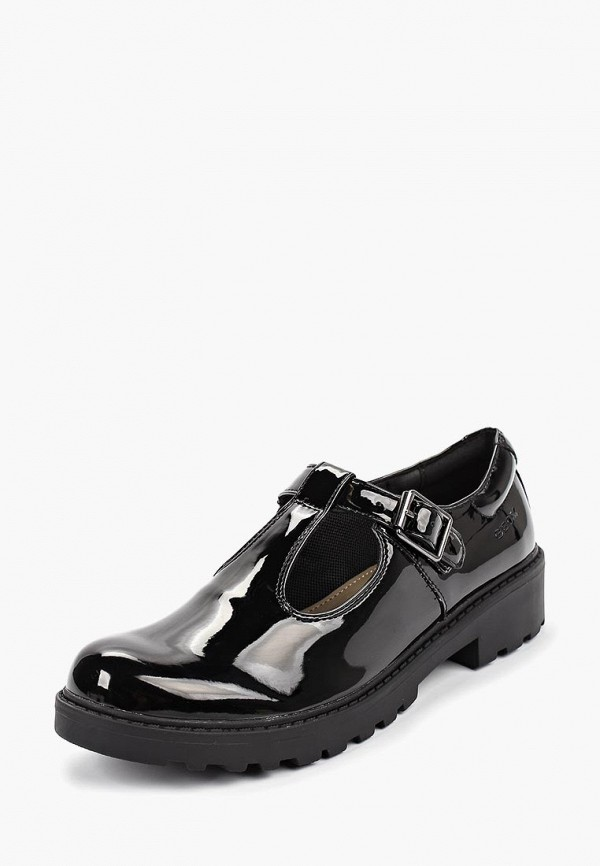 Туфли для девочки Geox J8420E000HHC9999 Фото 2