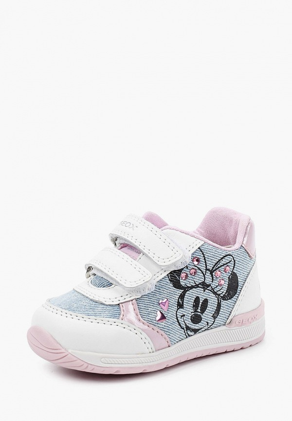 Кроссовки для девочки Geox B150LC01385CA41Z Фото 2
