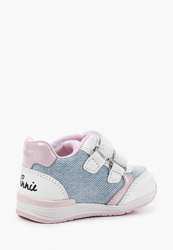 Кроссовки для девочки Geox B150LC01385CA41Z Фото 3
