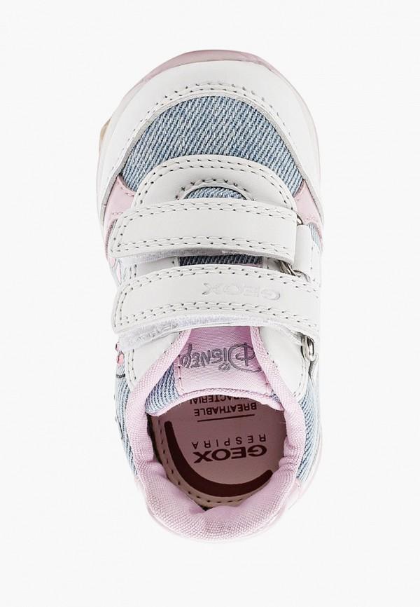 Кроссовки для девочки Geox B150LC01385CA41Z Фото 4