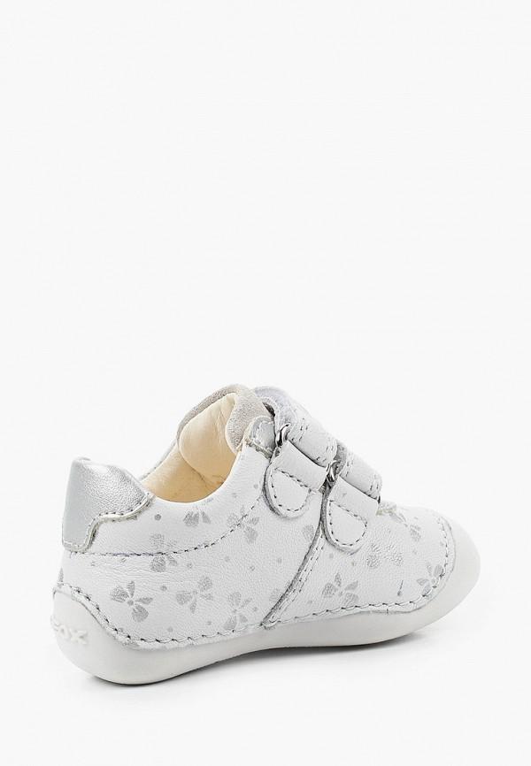 Ботинки для девочки Geox B9440B0TUNFC1000 Фото 3