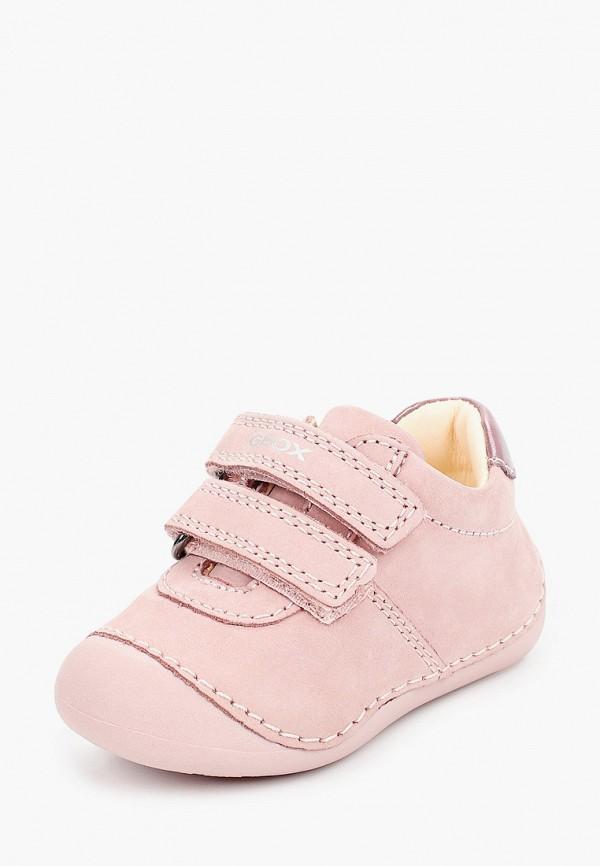 Ботинки для девочки Geox B9440B00032C8011 Фото 2