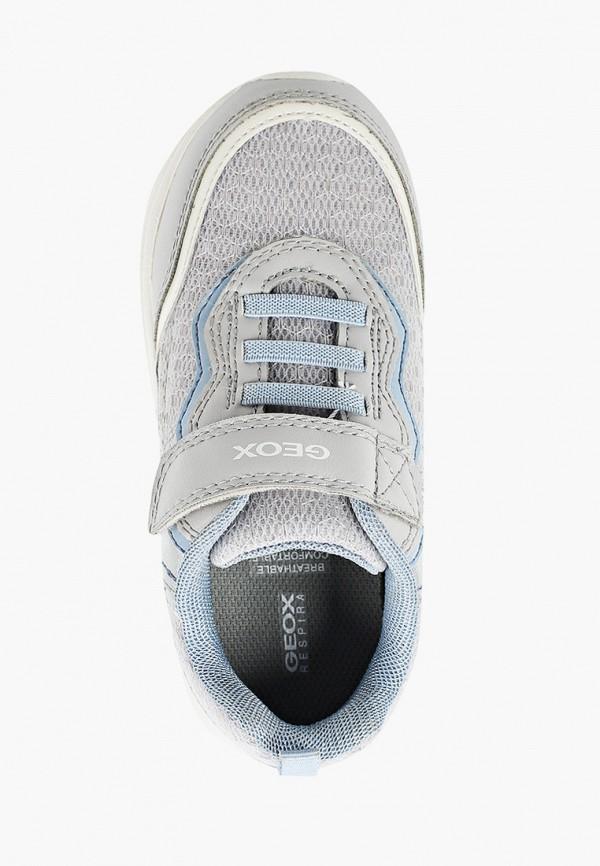 Кроссовки для девочки Geox J158HA0BC14C1235 Фото 4