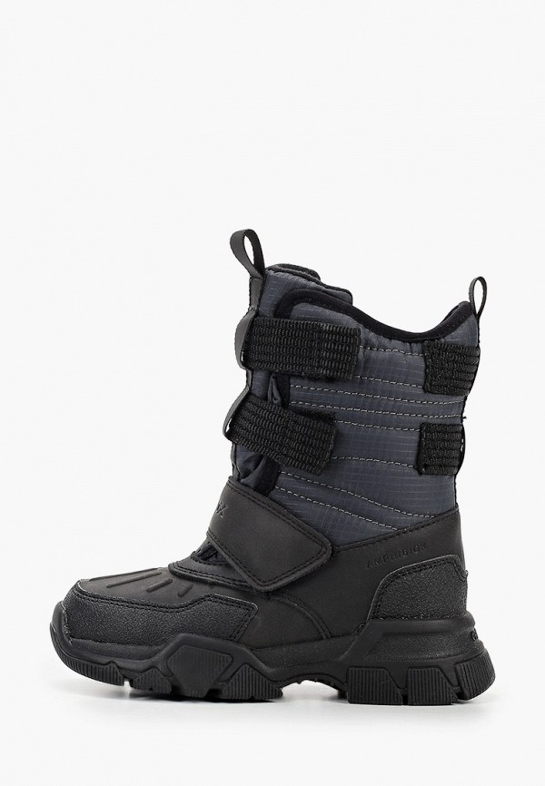 ботинки geox малыши, черные